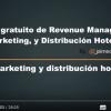 Video – Marketing hotelero y distribución hotelera - eRevenue Masters