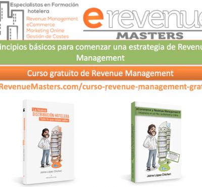 Video – Principios básicos para comenzar una estrategia de Revenue Management - eRevenue Masters