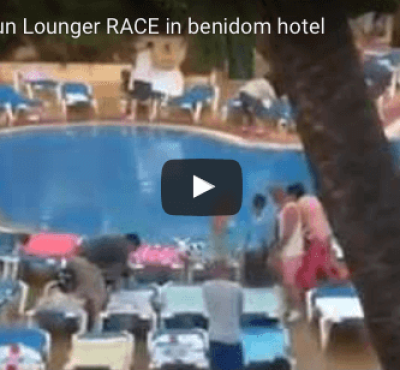 Revenue Management con las hamacas de las piscinas de los hoteles - eRevenue Masters
