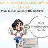 Gira eRevenueMasters: Formaciones presenciales gratuitas sobre Revenue Management por toda España - eRevenue Masters