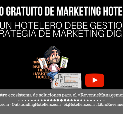 Curso Gratuito de Marketing Hotelero - eRevenue Masters