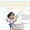 Eventos de Revenue Management, Distribución Hotelera y Marketing Hotelero 2017-2018 - eRevenue Masters