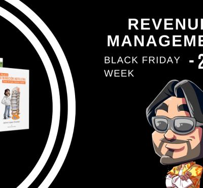 20% de descuento en Revenue Management: Black Friday Week - eRevenue Masters