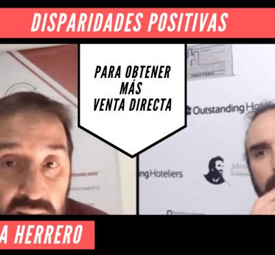 Cómo hacer Disparidades Positivas en tu estrategia de Revenue Management con Chema Herrero - eRevenue Masters