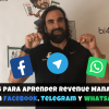 Grupos para aprender Revenue Management en Facebook, Telegram y Whatsapp - eRevenue Masters