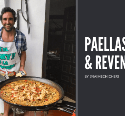 Paellas y revenue management con Jaime Chicheri - eRevenue Masters