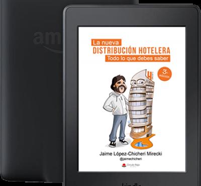 """Libro """"La Nueva Distribución Hotelera"""" en Versión Kindle ¡y con un descuentazo del 70%! - eRevenue Masters"""