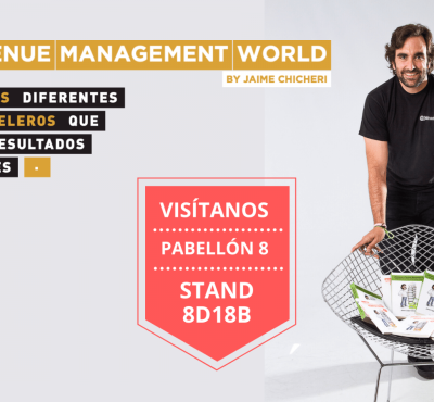Un fitur lleno de Revenue Management (eventos, concursos, conferencias…) - eRevenue Masters