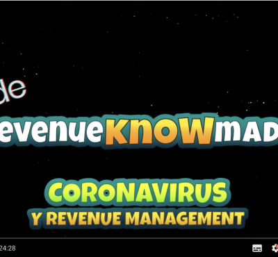 (Video y Podcast) Coronavirus y Revenue Management - eRevenue Masters