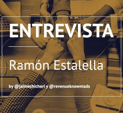 Vuestra entrevista a Ramón Estalella, secretario general de la CEHAT - eRevenue Masters
