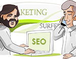 seo marketing surfers
