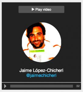 vizify, proyecto @folllowme de twitter para generar interacción