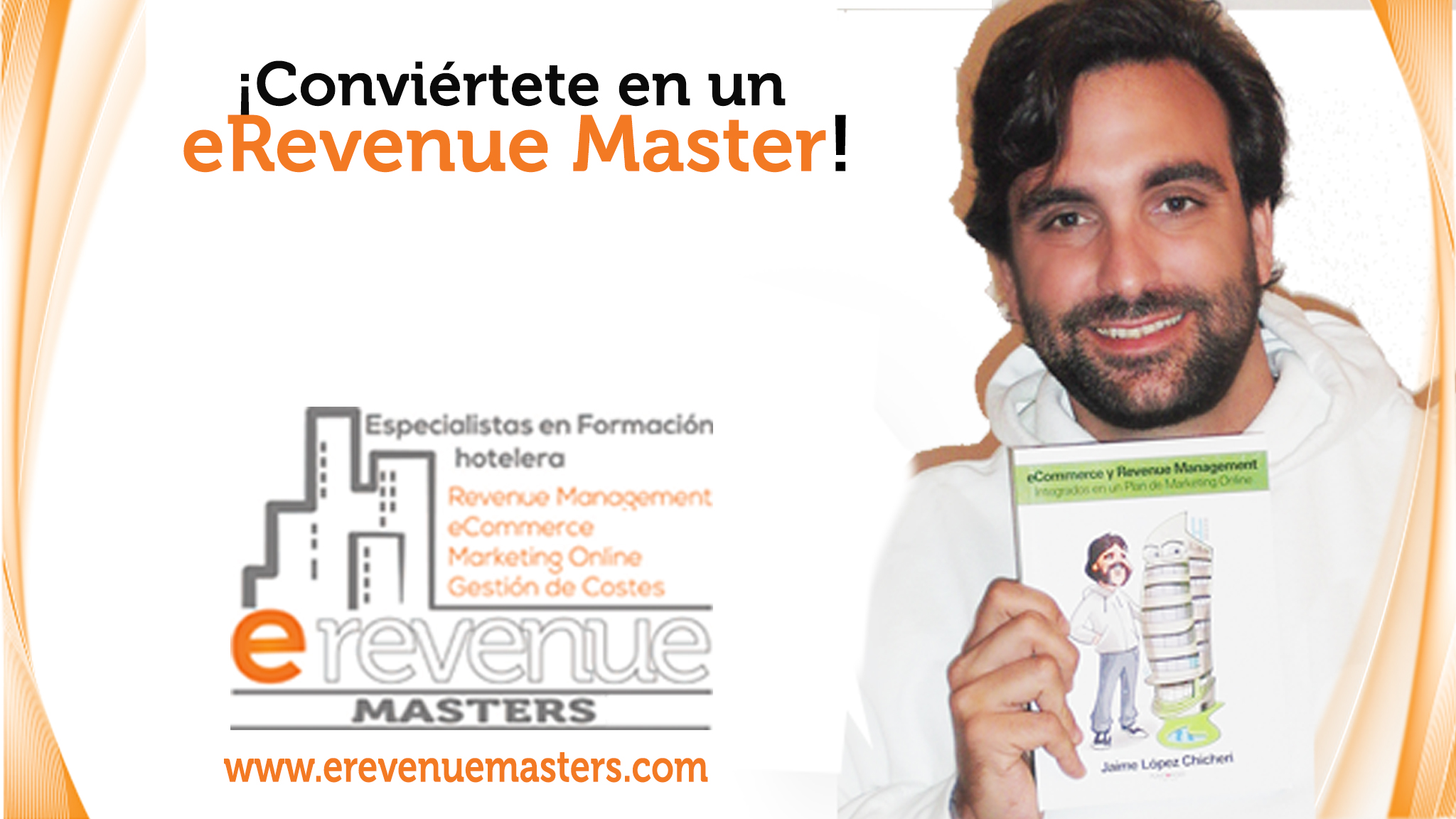 eRevenue Masters - escuela de negocios revenue management, e commerce y marketing online para hoteles