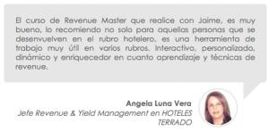 Testimonio de Angela Luna Vera