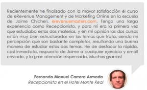 Testimonio de Fernando Manuel Carrera Armada