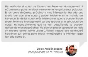Testimonio de Diego Aragón Lozano