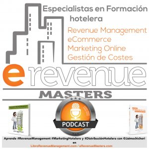 Podcast revenue management, marketing y distribucion hotelera