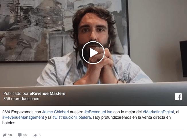 (Video) ¿Cómo un hotel puede generar más venta directa? - eRevenue Masters