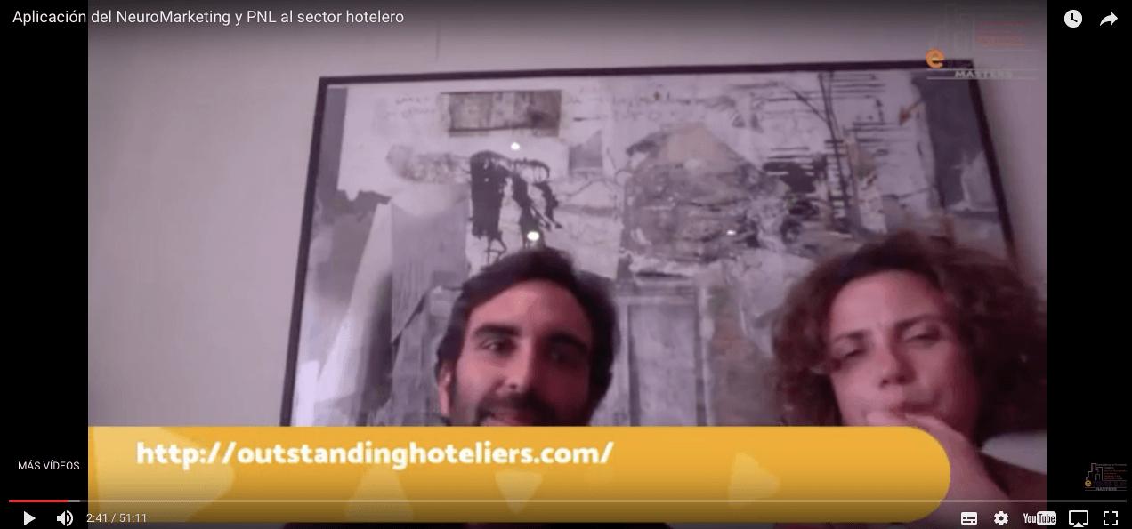Aplicación del NeuroMarketing y PNL al sector hotelero