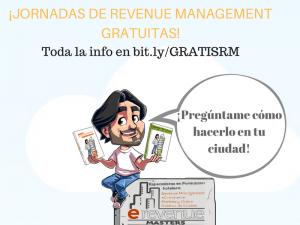 EVENTOS DE REVENUE MANAGEMENT GRATUITOS