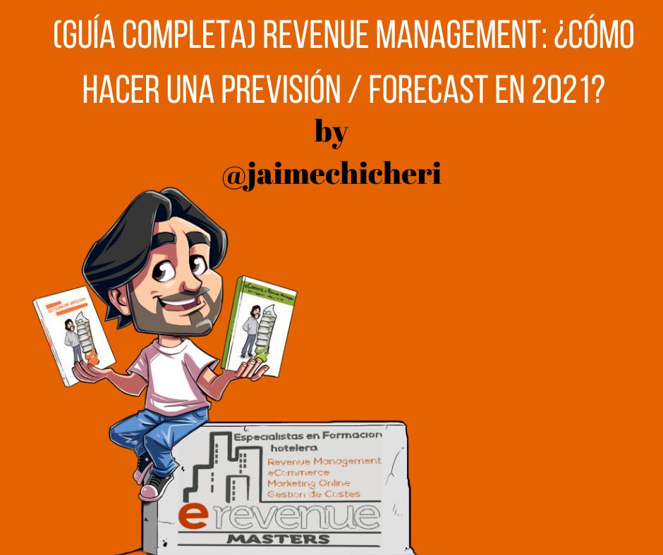 Cómo hacer una previsión forecast en 2021
