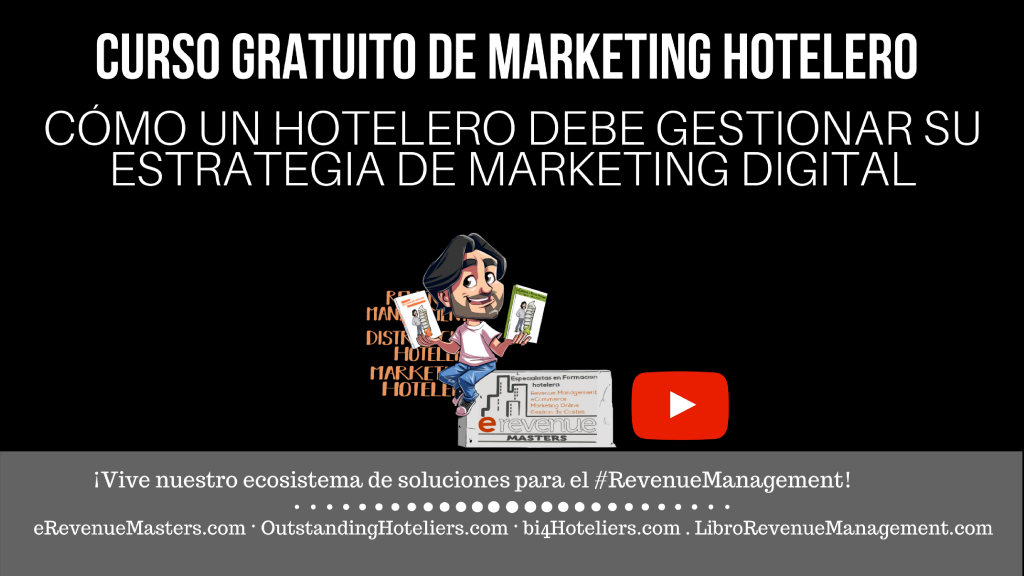 CURSO GRATUITO DE MARKETING HOTELERO