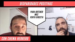 Cómo hacer Disparidades Positivas en tu estrategia de Revenue Management con Chema Herrero