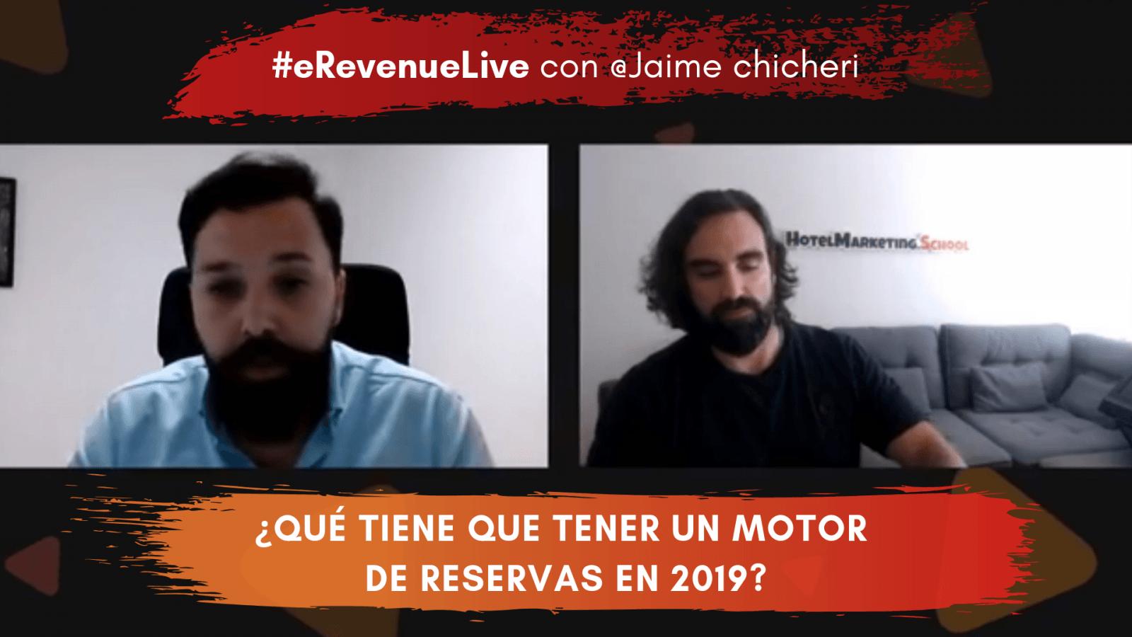 ¿Qué debe tener un motor de reservas en 2019 y que hasta ahora no tienen ninguno?