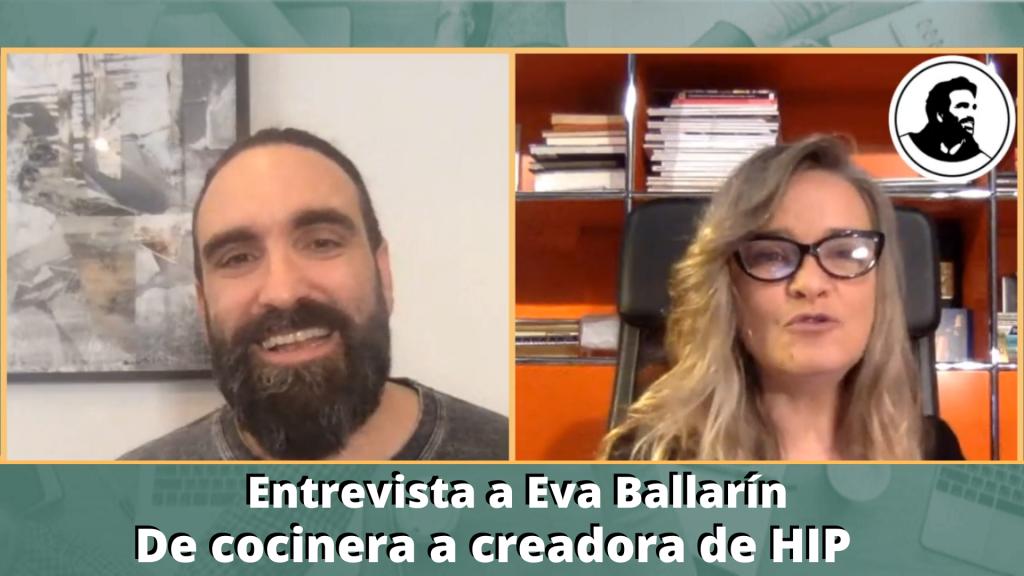 Entrevista a Eva Ballarín