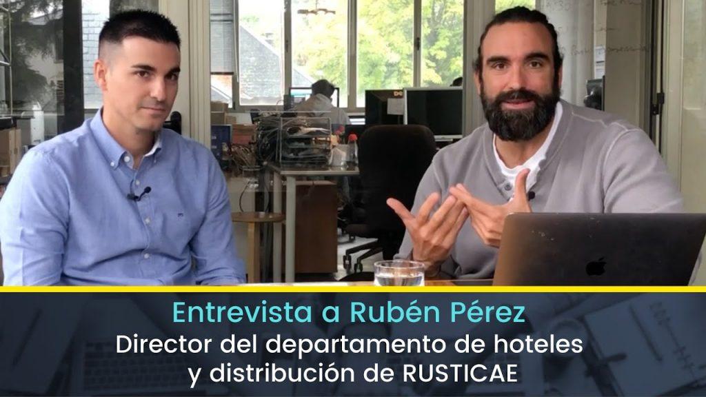 Entrevista: ¿Cómo funciona el departamento de hoteles y distribución de RUSTICAE?