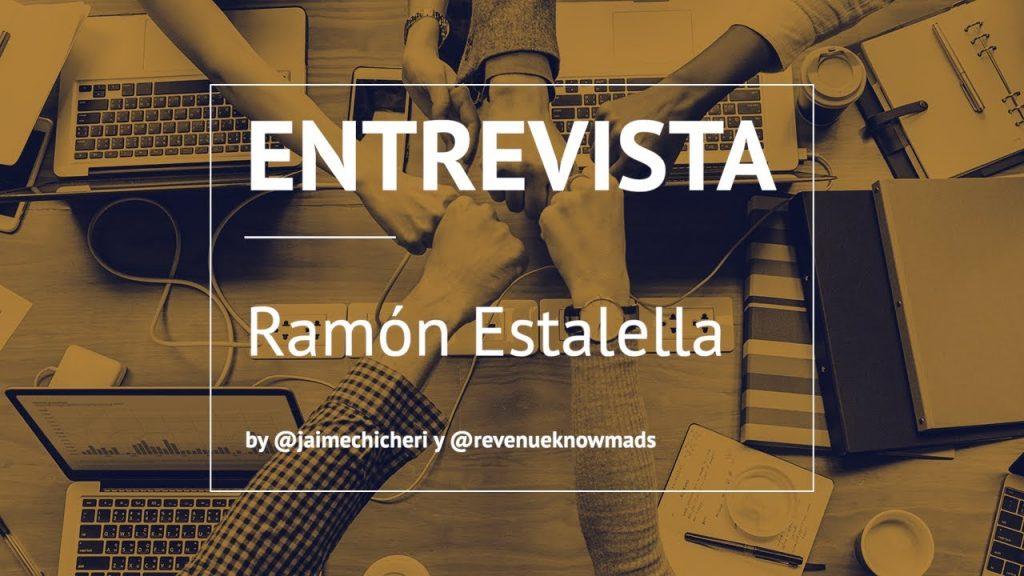 Vuestra entrevista a Ramón Estalella, secretario general de la CEHAT